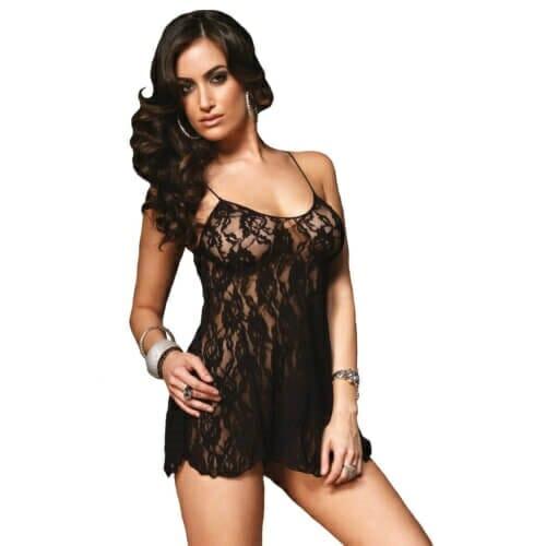 n9151-leg-avenue-rose-lace-flair-chemise-black-1